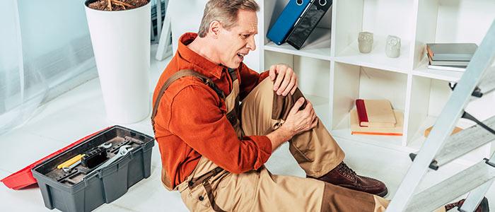 Chiropractic Eden Prairie MN Work Injury Knee Pain
