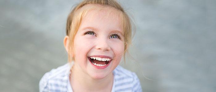 Chiropractic Eden Prairie MN Young Girl Smiling